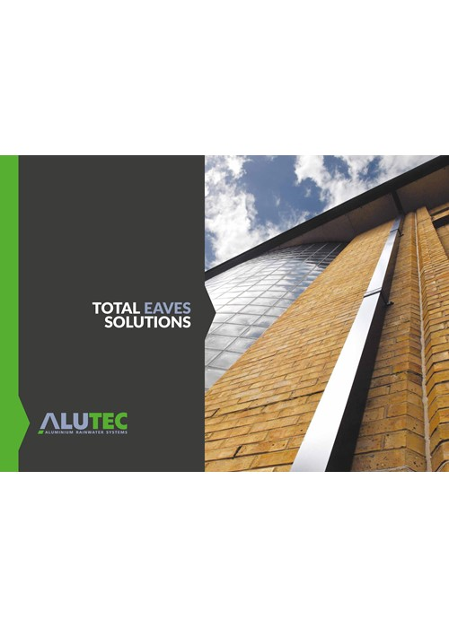 Marley Alutec is the UK leader in innovative rainwater and fascia, soffit and coping solutions