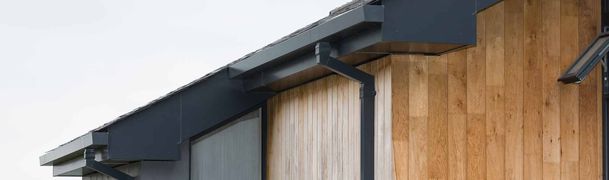 Aluminium Guttering Amp Rainwater Systems From Marley Alutec