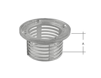 Marley Alutec roof outlet extension ring DRE3 DRE4