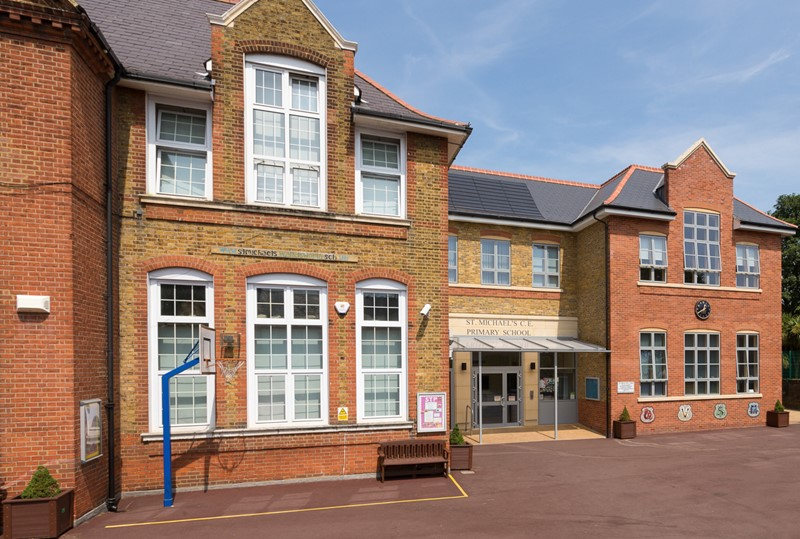Marley Alutec goes back to school for refurbishment project
