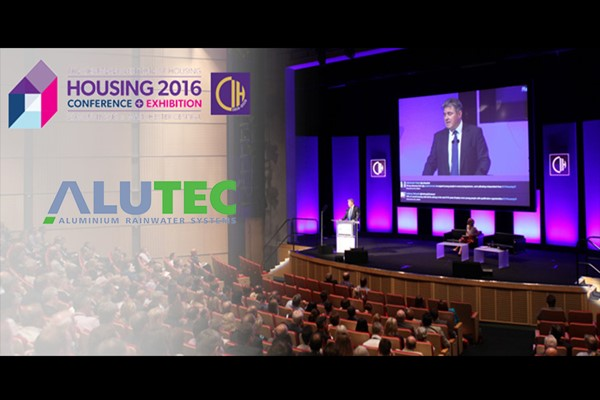 Visit Marley Alutec for expert advice and your chance to win a tablet at CIH Housing Exhibition & Conference