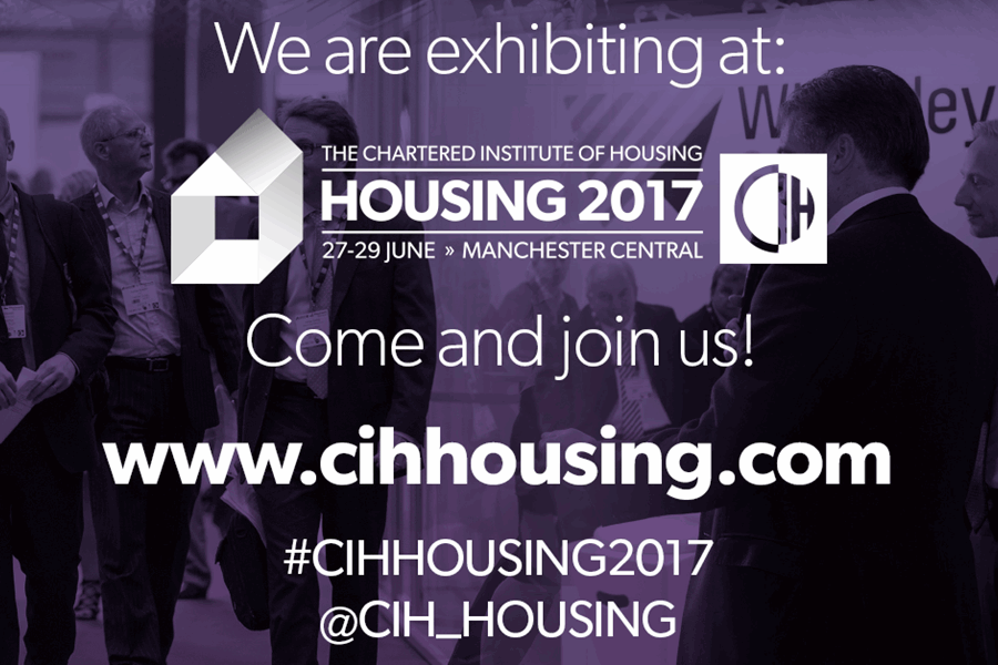 Marley Alutec exhibiting at CIH Housing 2017