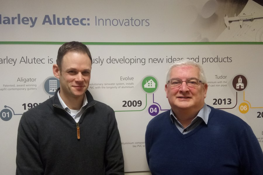 MARLEY ALUTEC CONTINUES ITS DEVELOPMENT WITH TWO NEW APPOINTMENTS