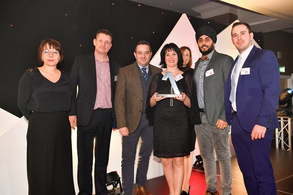MARLEY ALUTEC WINS AT RCI'S PITCHED ROOFING AWARDS