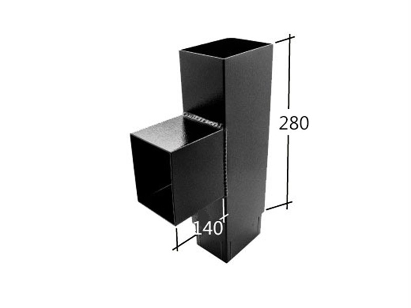 102x76mm Rectangle 92.5° Branch