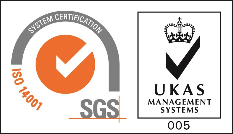 MARLEY ALUTEC ACHIEVES ENVIRONMENTAL MANAGEMENT CERTIFICATION
